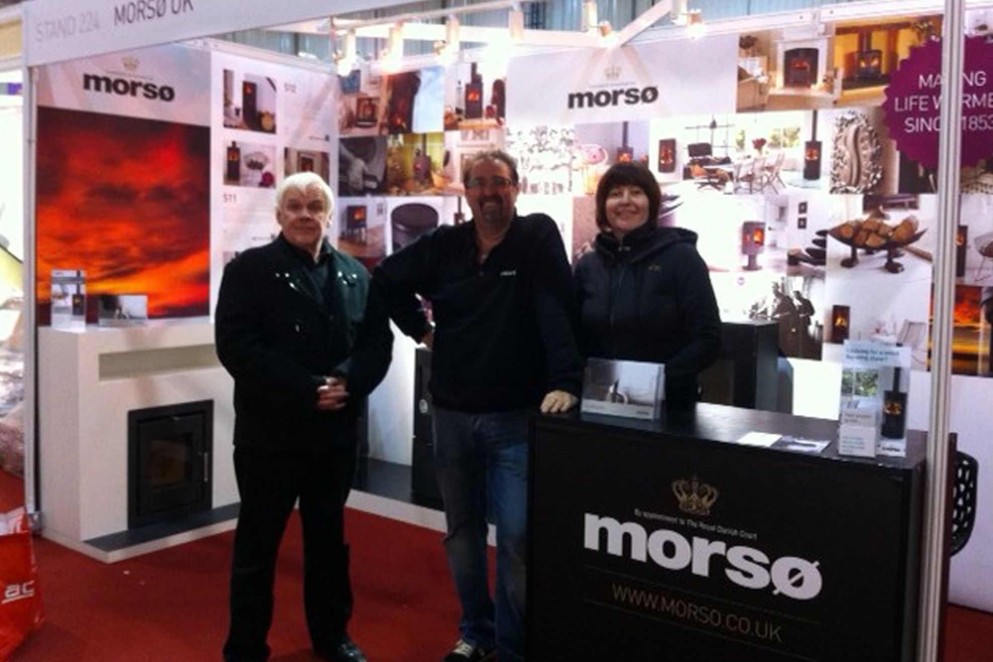 MORSØ at the Northern Homebuilding Show 8