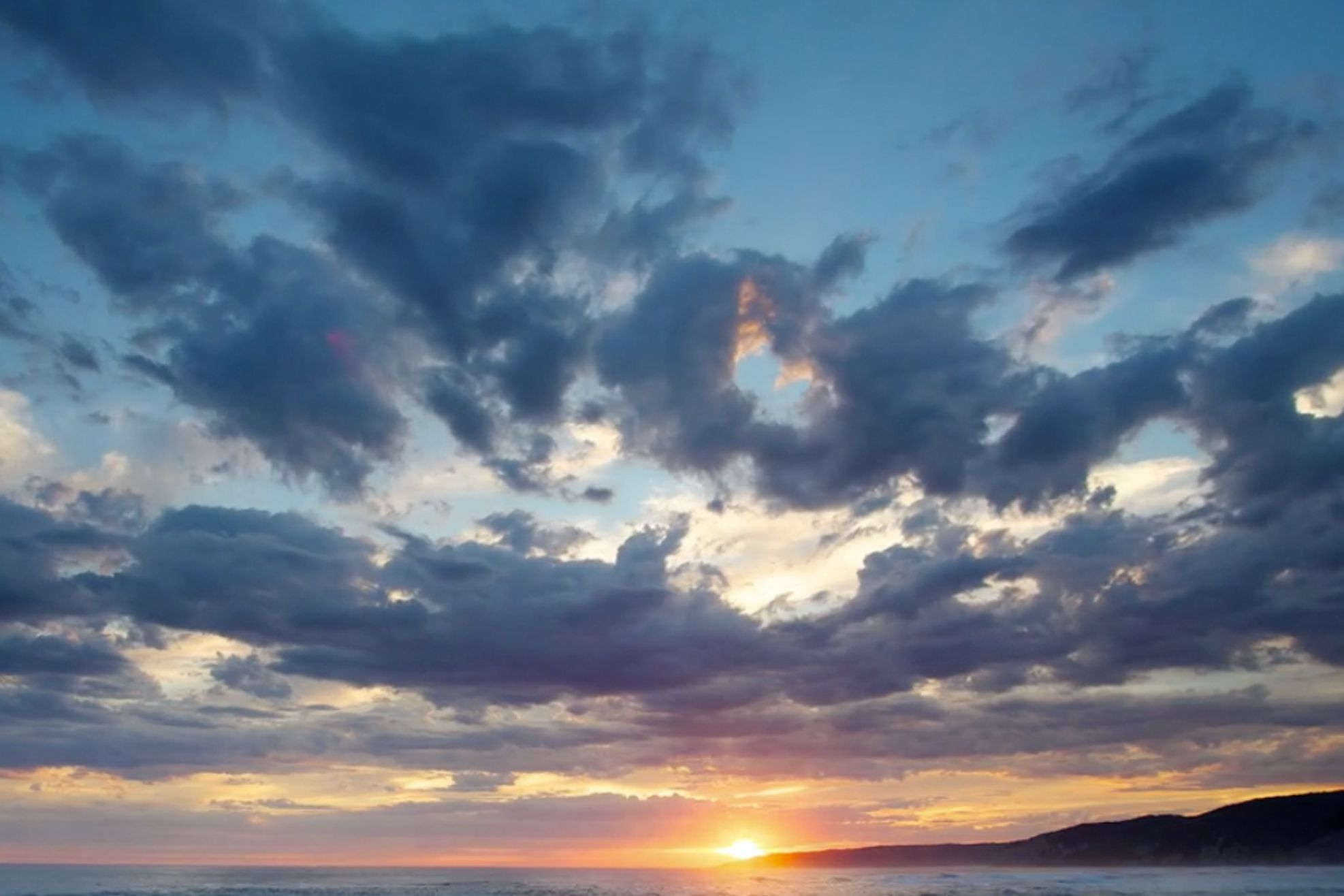 Time-lapse movie of Johanna Beach, Australia 4