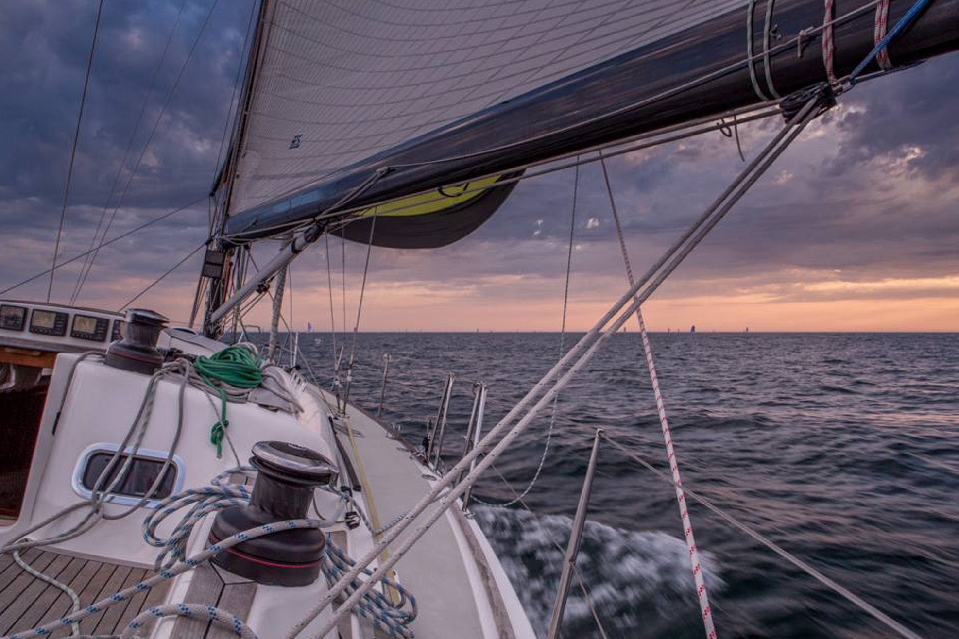 My 600 mile Fastnet Yacht Race adventure! 1