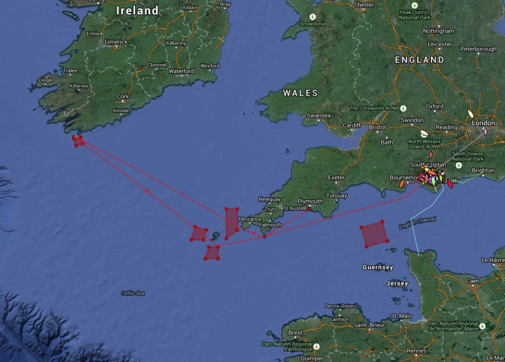 My 600 mile Fastnet Yacht Race adventure! 3