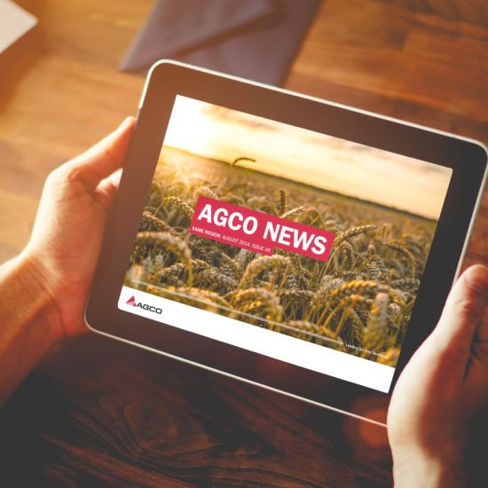 AGCO EAME Digital Newsletter 19