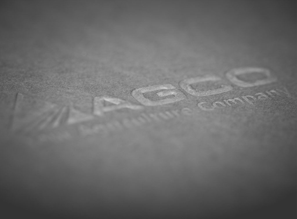 AGCO Key Accounts Brochure Cover