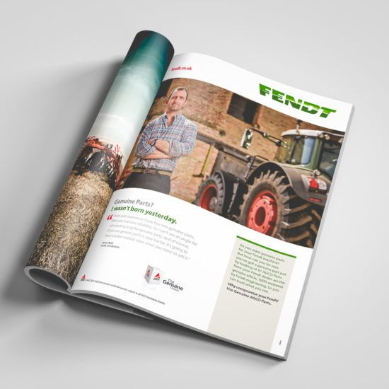 Fendt - Parts Advertising 9