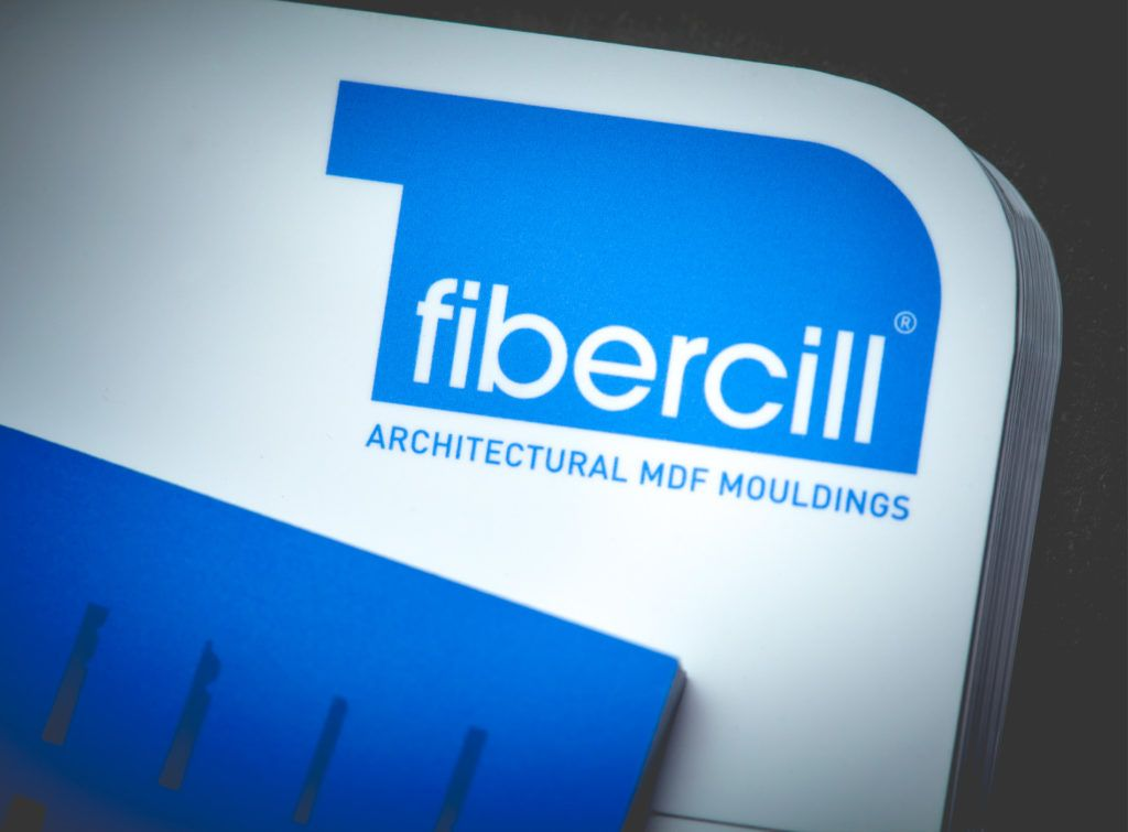 Fibercill Brand Identity