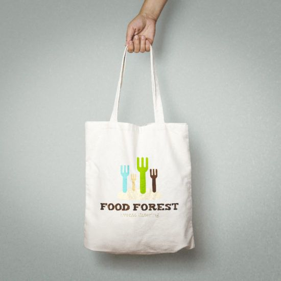 Food Forest - Tote Bag 8