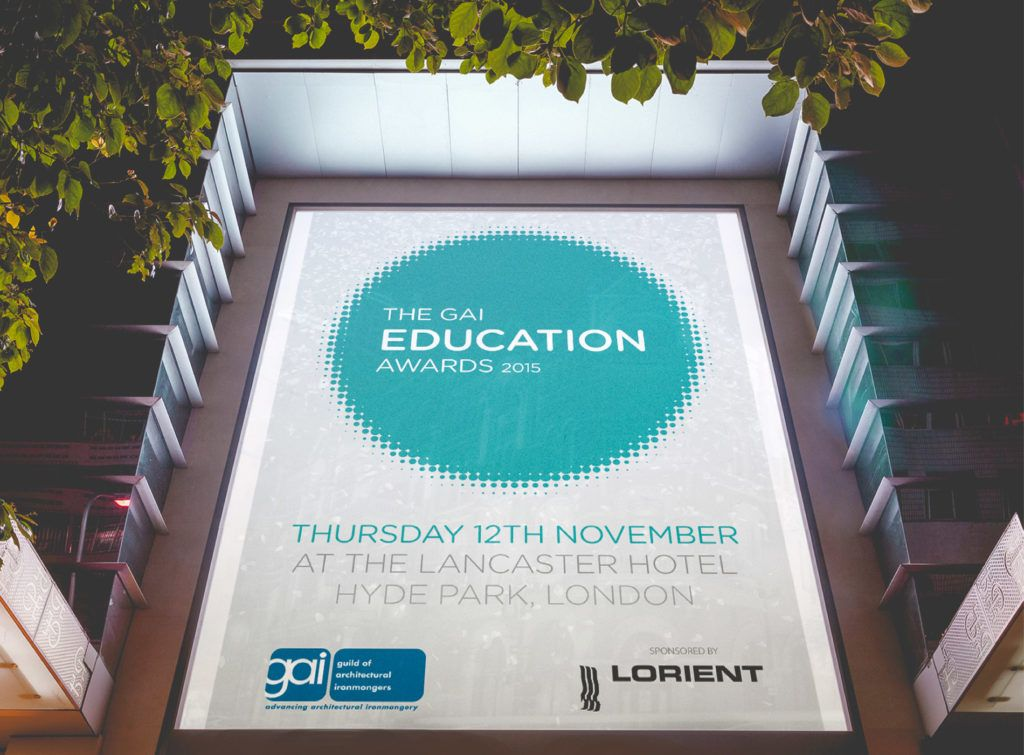 GAI Education Awards Banner