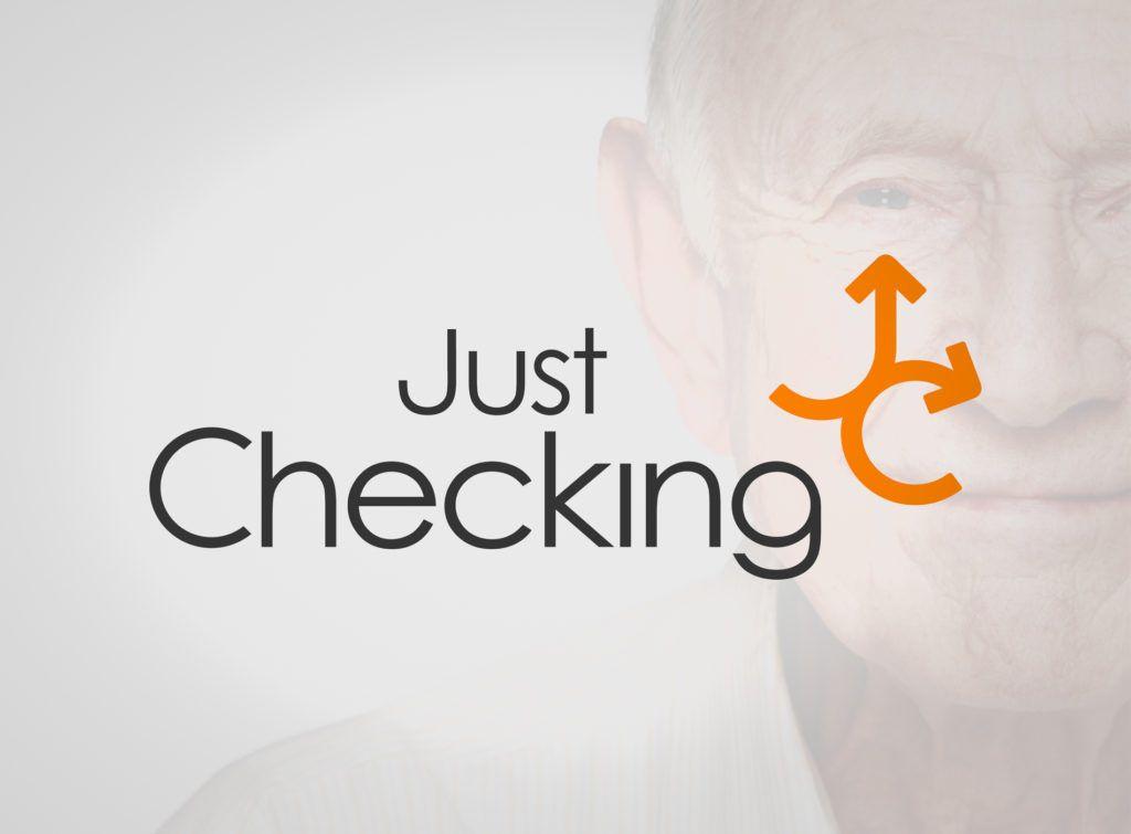 Just Checking Brand Identity