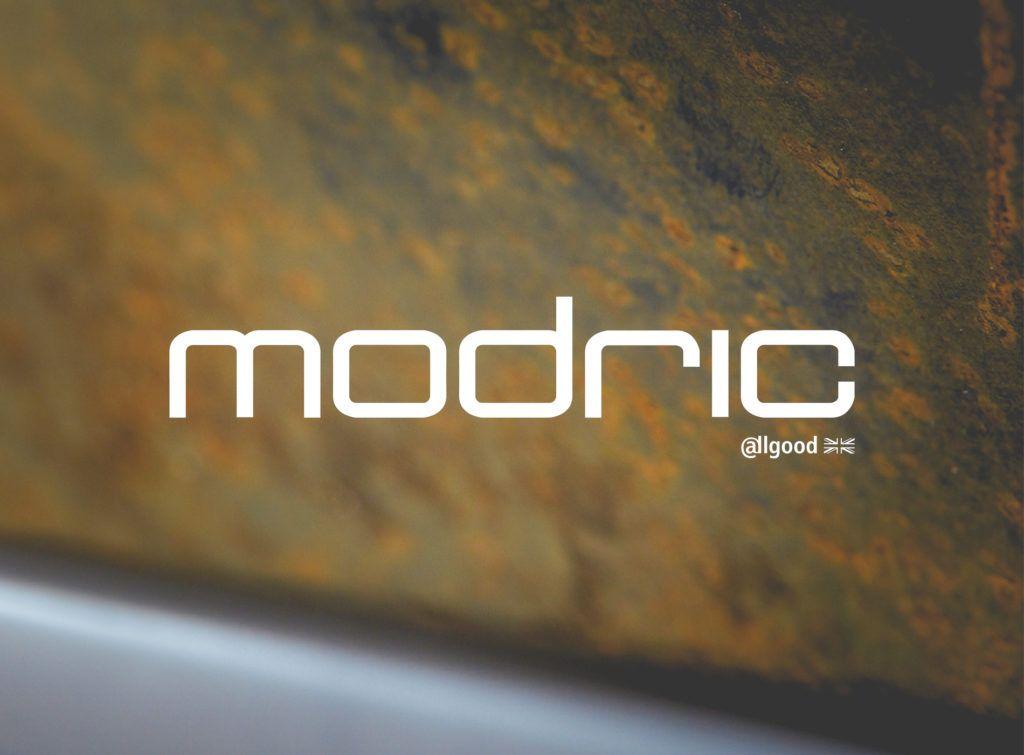 Modric Brand Identity