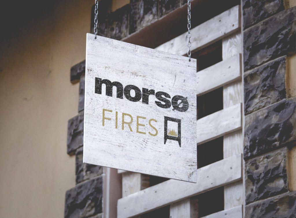 Morsø Fires Brand Identity