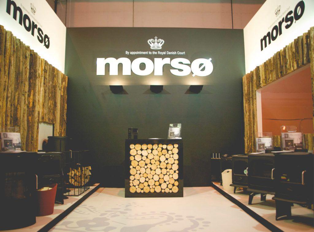 Morsø Grand Designs Stand