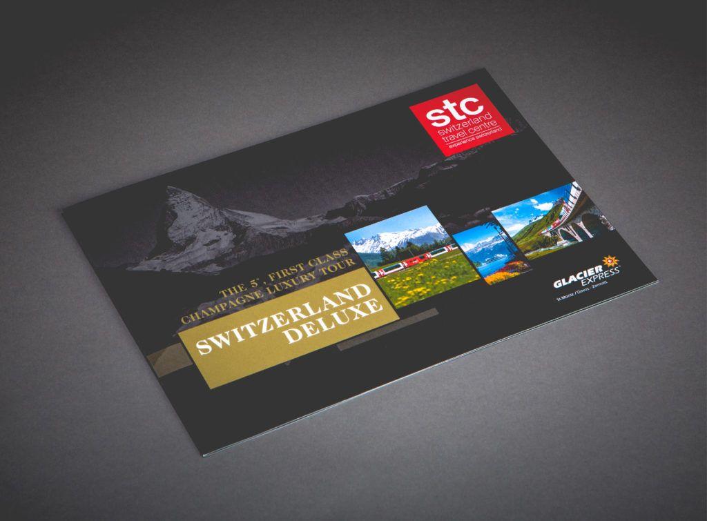 STC Switzerland Deluxe Mailer