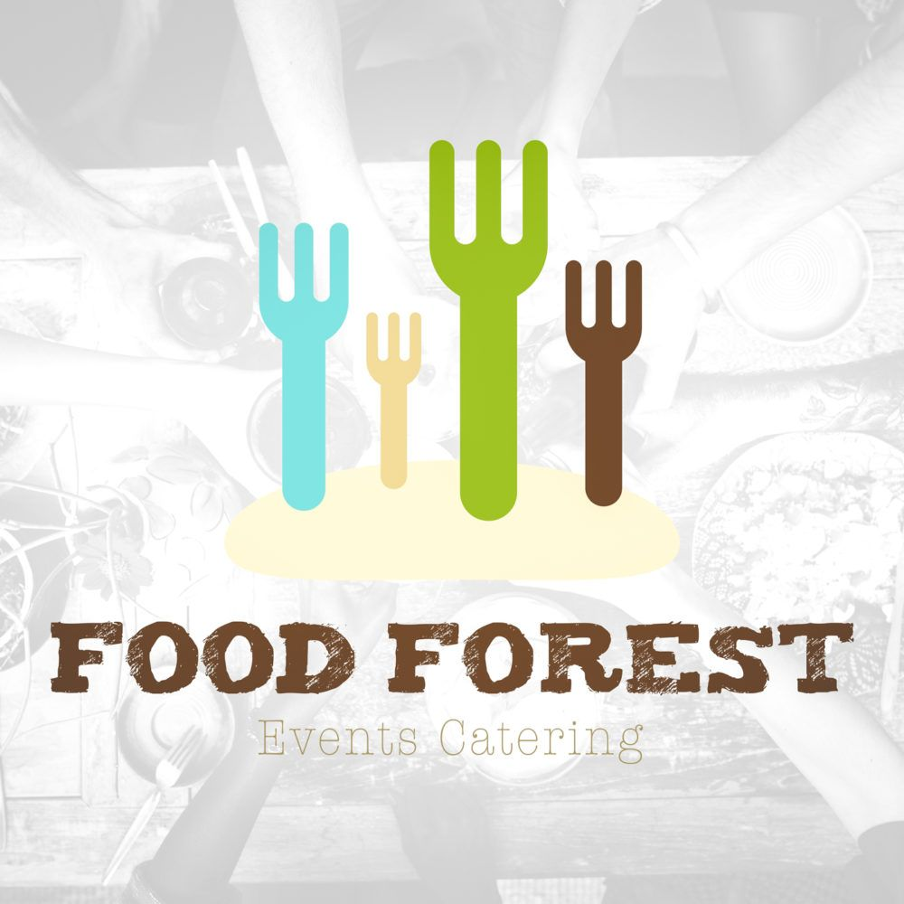 Food Forest - Brand Identity 2