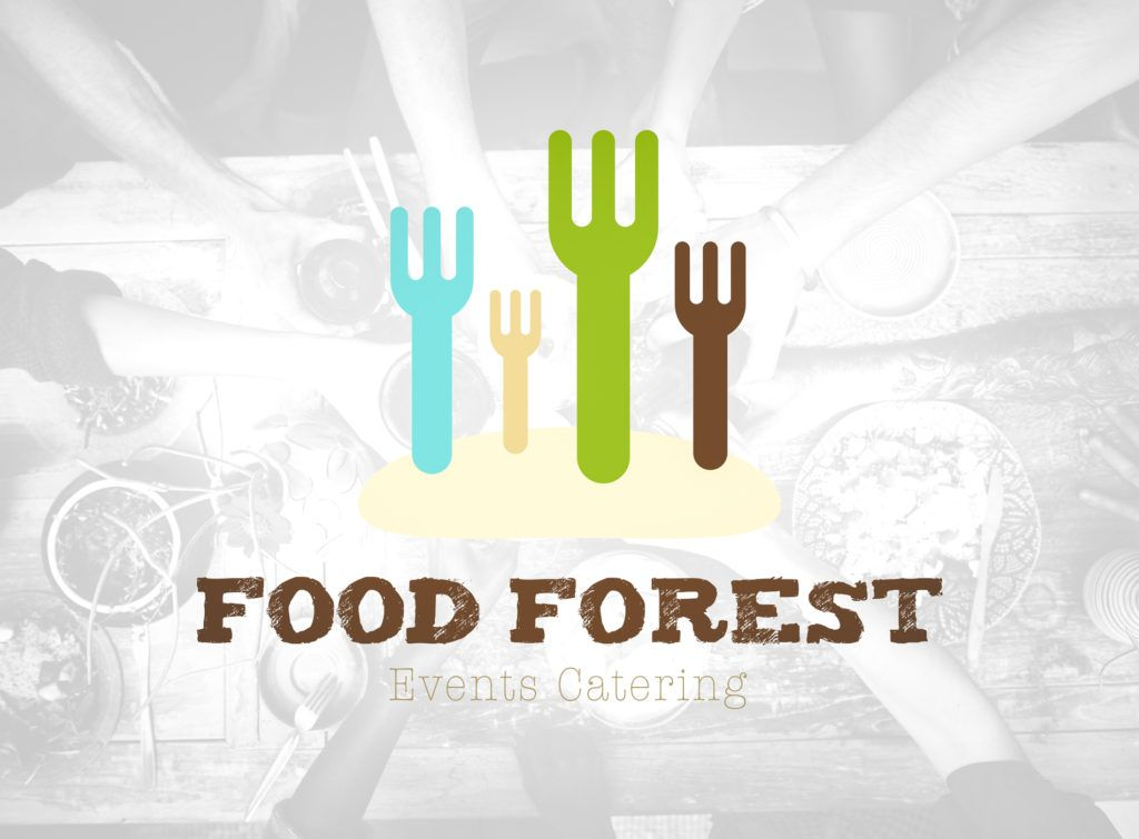 Food Forest Brand Identity