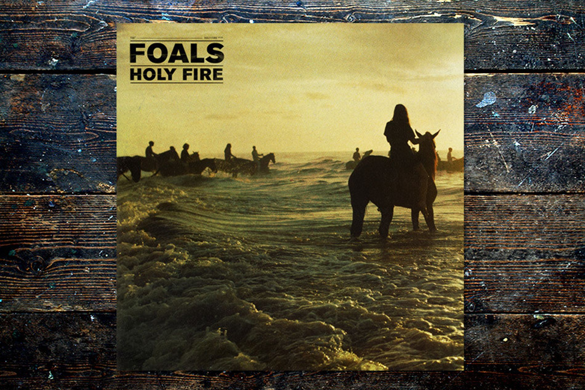 Holy Foals! New Foals Album and Art Direction 3